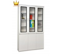 Jocelyn 3 Door Bookshelf